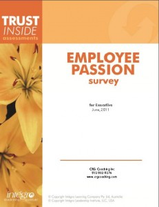 Employee Passion Survey